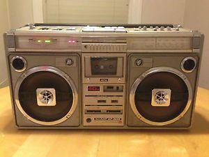 Sharp GF 9696 Ghettoblaster Boombox RARE