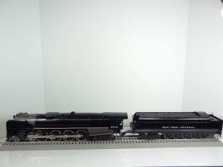 Williams O Scale New York Central NYC Niagara 4 8 4 Brass Steam Engine No 5602