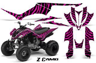 Yamaha Raptor 350 Graphics Kit Creatorx Decals Stickers ZCPB
