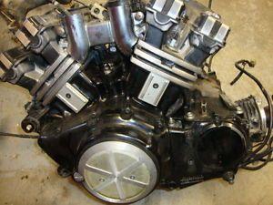 1989 Yamaha VMAX V Max VMX12 VMX 1200 VMX1200 Complete Engine Motor Transmission