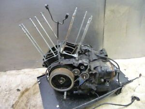 1984 Honda VT700C Shadow Engine Motor Transmission Bottom End