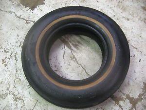 vintage firestone e78 14 deluxe champion white wall tire