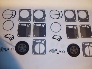 Yamaha Twin Carb Rebuild Repair Kit 650 700 701 760 Super Jet Engine Stand Up NE