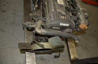 Toyota Chaser 1jzgte 1JZ vvti SC300 Lexus JDM Engine Motor Head Block Soarer