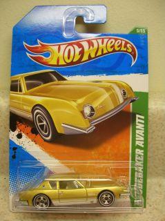 Hot Wheels 2011 Treasure Hunt Studebaker Avanti 5 15