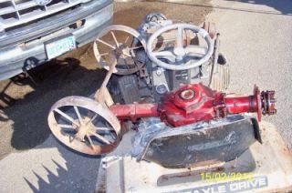 Gravely Model L Tiller Rotory Plow Parts Commercial 10 12 8 Walk Behind