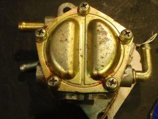 2000 Polaris Twin Snowmobile Liberty 700 Working Gas Fuel Pump Line Motor Engine