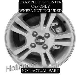 Chevy Pickup Wheel Center Caps