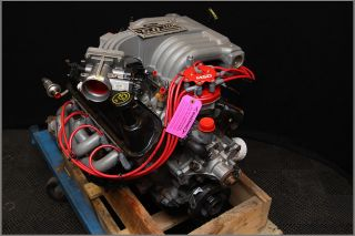 94 95 Ford Mustang GT 5 0 Engine 90 Day Warranty 1994 1995 No Front Accessories