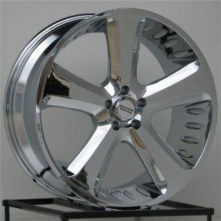 24 inch Chrome Wheels Rims Chevy Truck Silverado 1500 Tahoe Avalanche Suburban 6