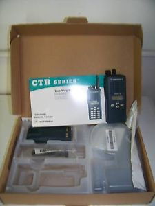 Motorola CT450LS 4W 10CH UHF 450 520Mhz Trunking Ltr Radio Police Fire Business