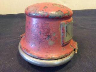 Vintage 20's 30's Tail Cowl Light Fire Engine Truck Rat Rod Hot Rod Custom
