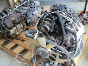 99 06 GMC Chevrolet Silverado Sierra Tahoe Yukon 5 3 5 3L V8 Engine Complete