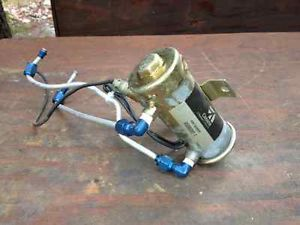 Cessna 310 320 340 414 421 Tip Tank Transfer Pump External Mount