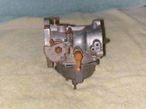AMF Harley Keihin Carburetor for Rebuild or Parts