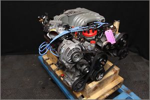 94 95 Ford Mustang GT 5 0 Engine 90 Day Warranty 1994 1995 Front Accessories