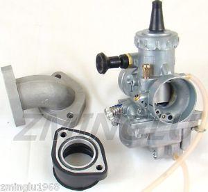 Moose Racing Carburetor Intake Boot Fits Yamaha Banshee w 34 35mm