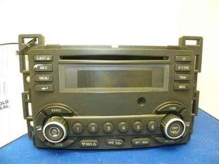 2008 2009 Pontiac G6 CD Player Radio