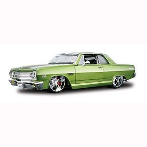 Pro Street Collection 1 24 Scale Vehicle 1965 Chevy Malibu