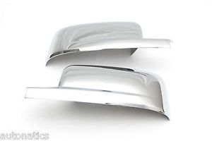 Dodge RAM 1500 2009 2014 TFP Chrome ABS Mirror Cover Set