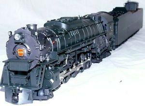 "Lionel 28078 Pennsylvania 2 10 4 ""Texas"" Steam Locomotive Engine Tender"