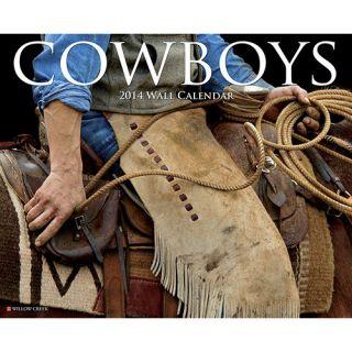 Cowboys 2014 Wall Calendar