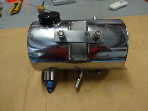 Triumph TR6 T120 650 Oil Tank BSA Harley Chopper Bobber Parts Motorcycle