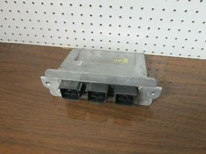 BB751 07 Ford Escape Engine Control Module 7L8A 12A650 AKC