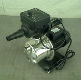 Pacific Hydrostar 3 4 Horsepower Automatic Booster Pump