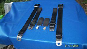 1968 1972 Chevy GMC Truck Suburban Shoulder Harness Seat Belts