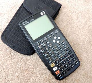 hewlett packard hp50g graphing calculator manual