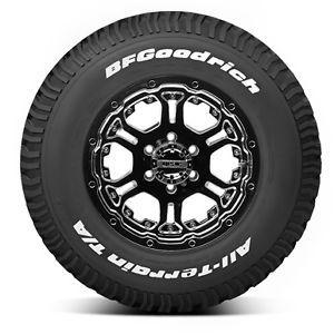 4 New 265 70 17 BF Goodrich BFG All Terrain T A KO 265 70R R17 Tires