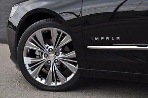 "20"" Chevrolet Impala Chrome Wheels Rims Tires Factory Wheels 2014'"