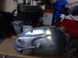 Triumph Bonneville 750 Engine