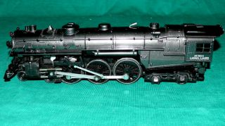Pre War Lionel Train 763E Gray Steam Engine Restored No Tender