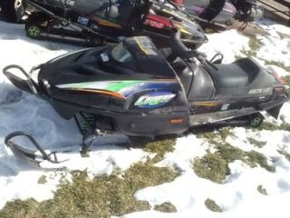 98 01 Arctic Cat Cougar 550 Panther Pantera 580 Polaris Snowmobile Track 136 x 1