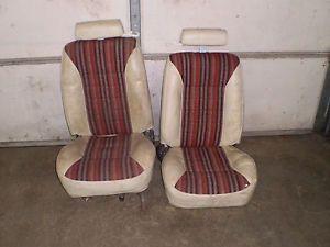 Hot Rod Rat Rod Camaro Firebird Mopar Custom Bucket Seats