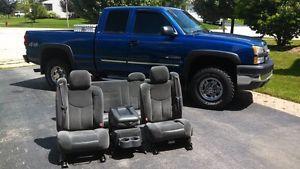 00 06 Chevy GMC Tahoe Silverado Sierra Yukon Suburban Truck Seats