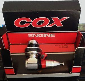 Cox Medallion 049 Model Airplane Engine Unused in Original Box