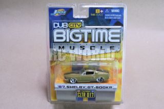 Jada Dub City 65 Ford Econoline Van 1 64 New MM2