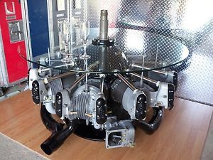 Lycoming R 680 13 300HP Radial Engine