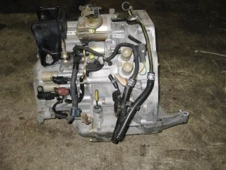 Auto Transmission Mcja 98 02 Honda Accord 4 Cyl 16 Valve Gearbox Automatic 4 SPD