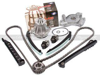 04 08 Ford F150 F250 F350 Lincoln Triton 5 4 24V Timing Chain Kit Water Oil Pump