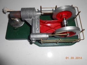 Stirling Engine Rescued from Physics Lab