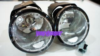 Spot Light Fog Lamp Nissan Frontier D22 x Trail Xtrail Year 2001 2004 W