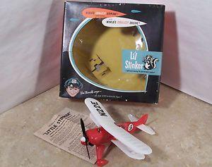 "A 1950's Cox Thimble Drome ""Li'L Stinker"" Airplane 020 PeeWee Engine Mint Box"