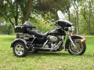 Tow Pac Trike Kit Harley Davidson Sportster