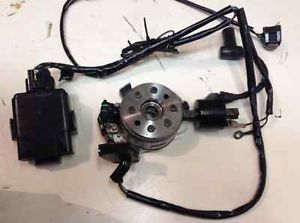 2001 Honda CR125 CR 125 Engine Ignition Stator Flywheel CDI Coil Shifter Kart