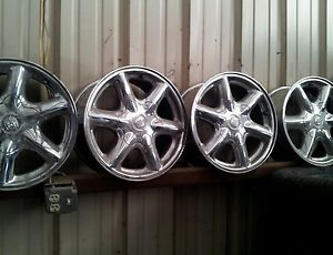 4 16x7 Cadillac Escalade Wheels Rims 16 inch 1999 2000 99 00 Chrome