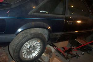 1988 Ford Mustang Parts Car No Engine or Transmission